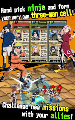 Ultimate Ninja Blazing v1.9.2