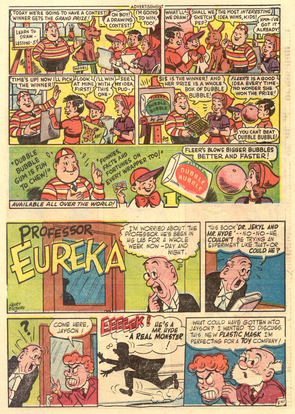 Read online Detective Comics (1937) comic -  Issue #186 - 31