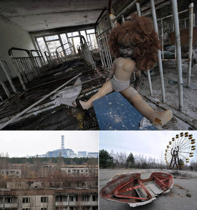 The Creepiest Abandoned Places On Earth