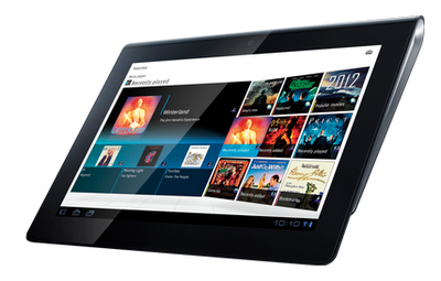 New Sony Tablet S Review.