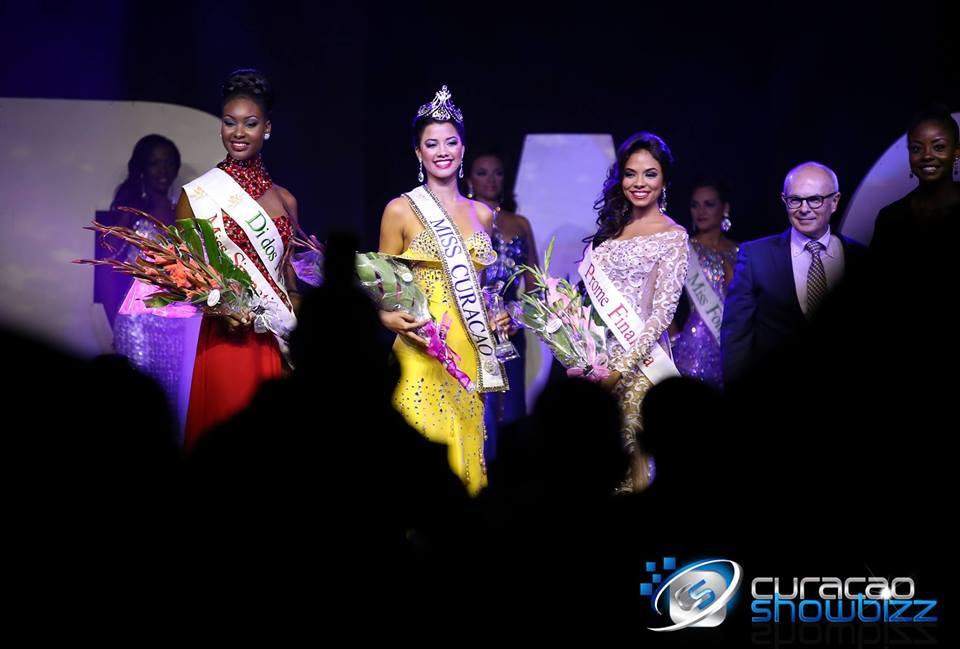 Eye For Beauty: Miss Universe Curacao 2015 is Kanisha Sluis