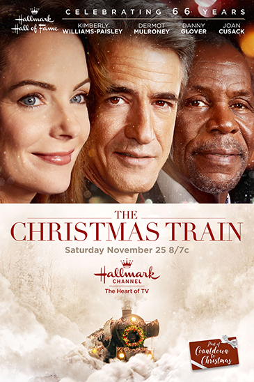 Based On The Book The Christmas Train By David Baldacci Cast