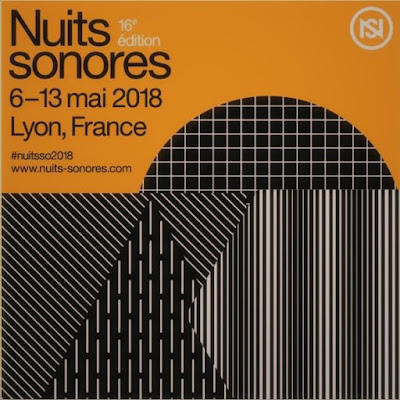 Nuits Sonores 2018 lyon
