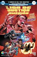 DC Renascimento: Liga da Justiça da América #9