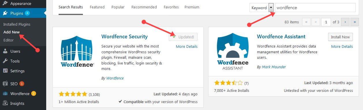 wordpress ब्लॉग में plugin कैसे इनस्टॉल करे