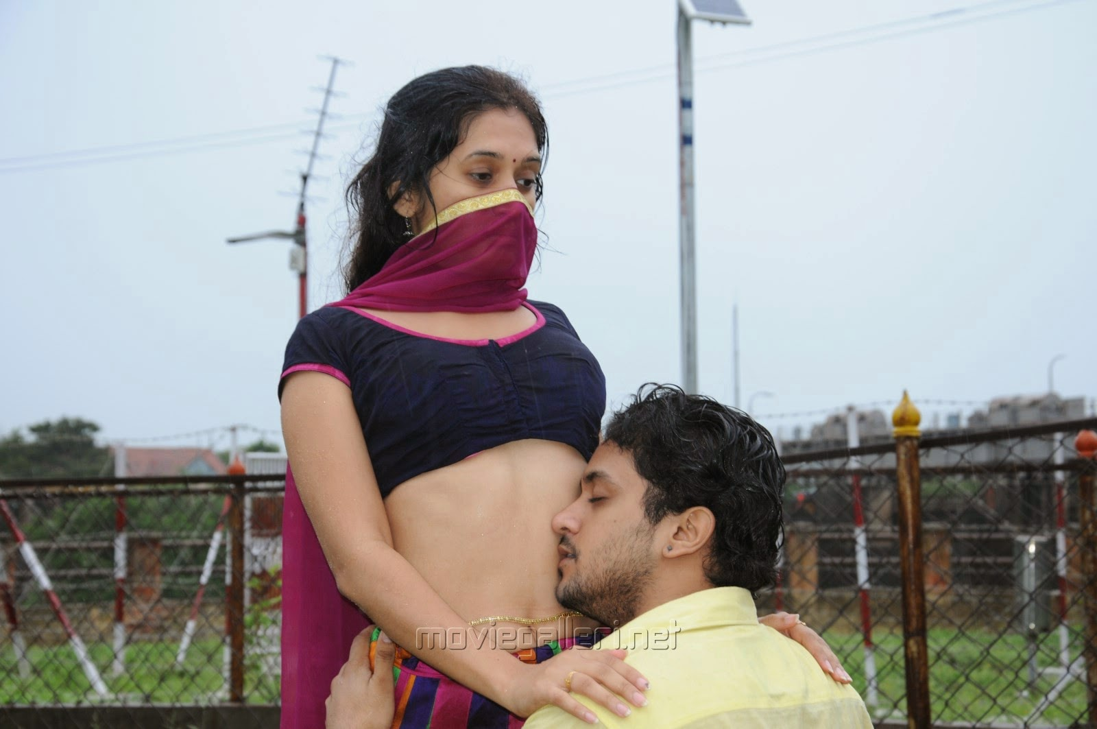 2014 Latest New Hot Pics Unseen Very Hot Oka Criminal Prema Katha Movie Hot Stills
