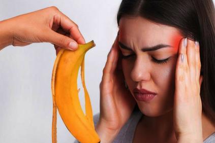 banana peel, banana