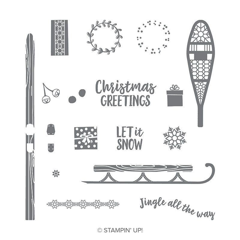 Lily's Ink Pad: My Inky Friends 2018 Holiday Catalog