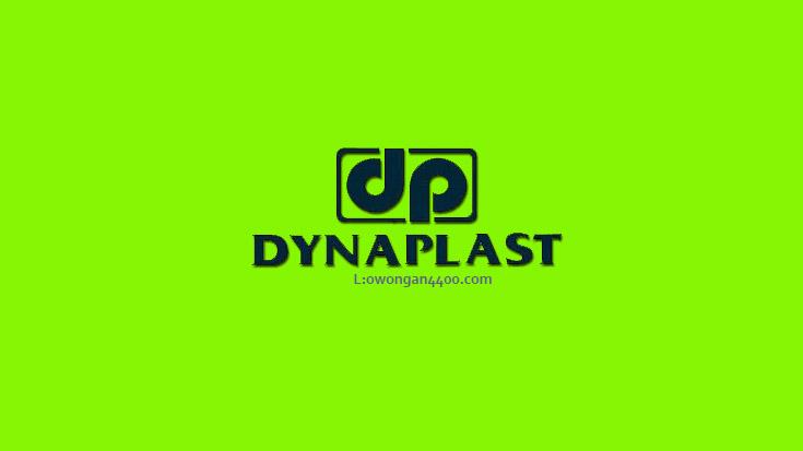 Lowongan Kerja PT Dynaplast Jababeka