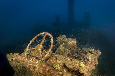 Bí ẩn vịnh ma giữa Thái bình dương