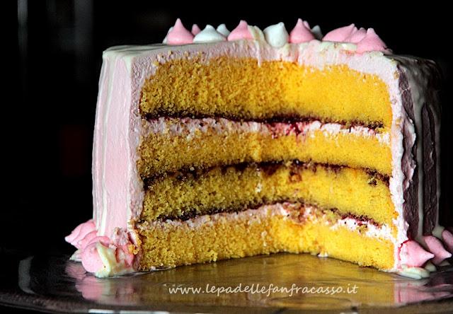 come fare una drip cake