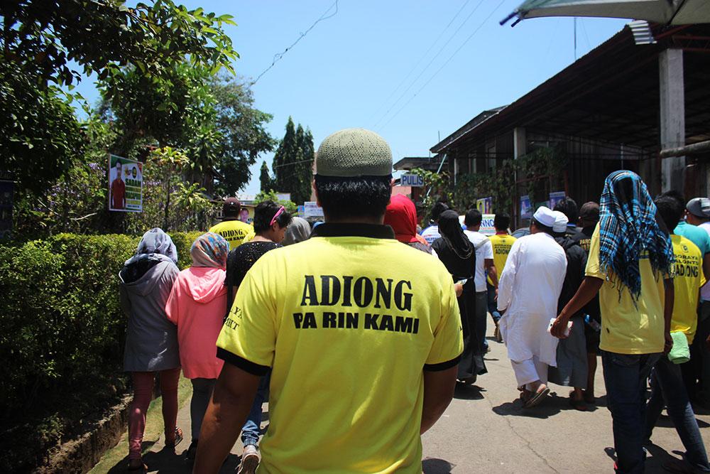 Adiong Lanao del Sur Politics