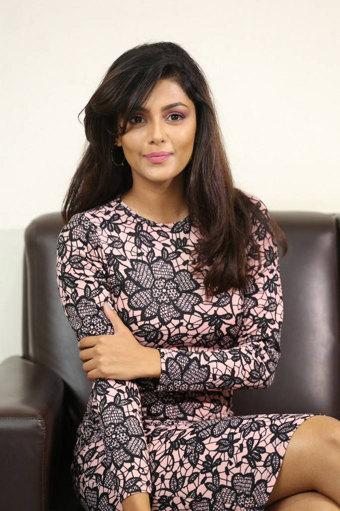 Anisha Ambrose Stills At Fashion Designer Son Of Ladies Tailor Movie Press Meet Indian Girls Villa Celebs Beauty Fashion And Entertainment