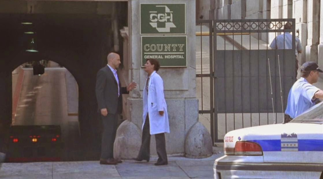 Filming Locations of Chicago and Los Angeles: ER - The ...