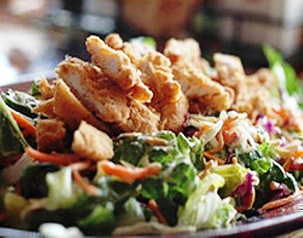 The Bestest Recipes Online Applebee S Oriental Chicken Salad
