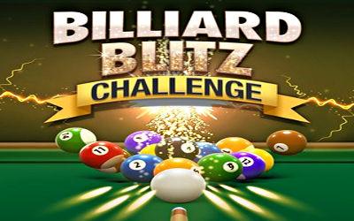 Billiard Blitz Challenge - Jeu de Sport en Ligne