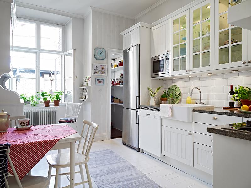 Blog achados de decora o apartamento decorado estilo for Sofa estilo romantico