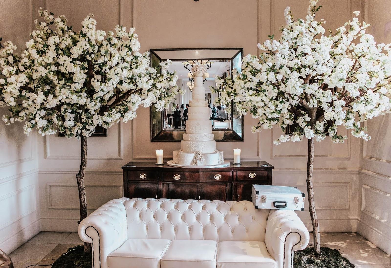 Four Seasons Hotel Hampshire Luxury Event 2018