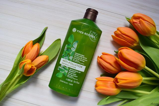 Detoksykujący szampon micelarny Yves Rocher