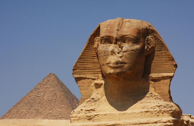 Sphinx-of-Giza