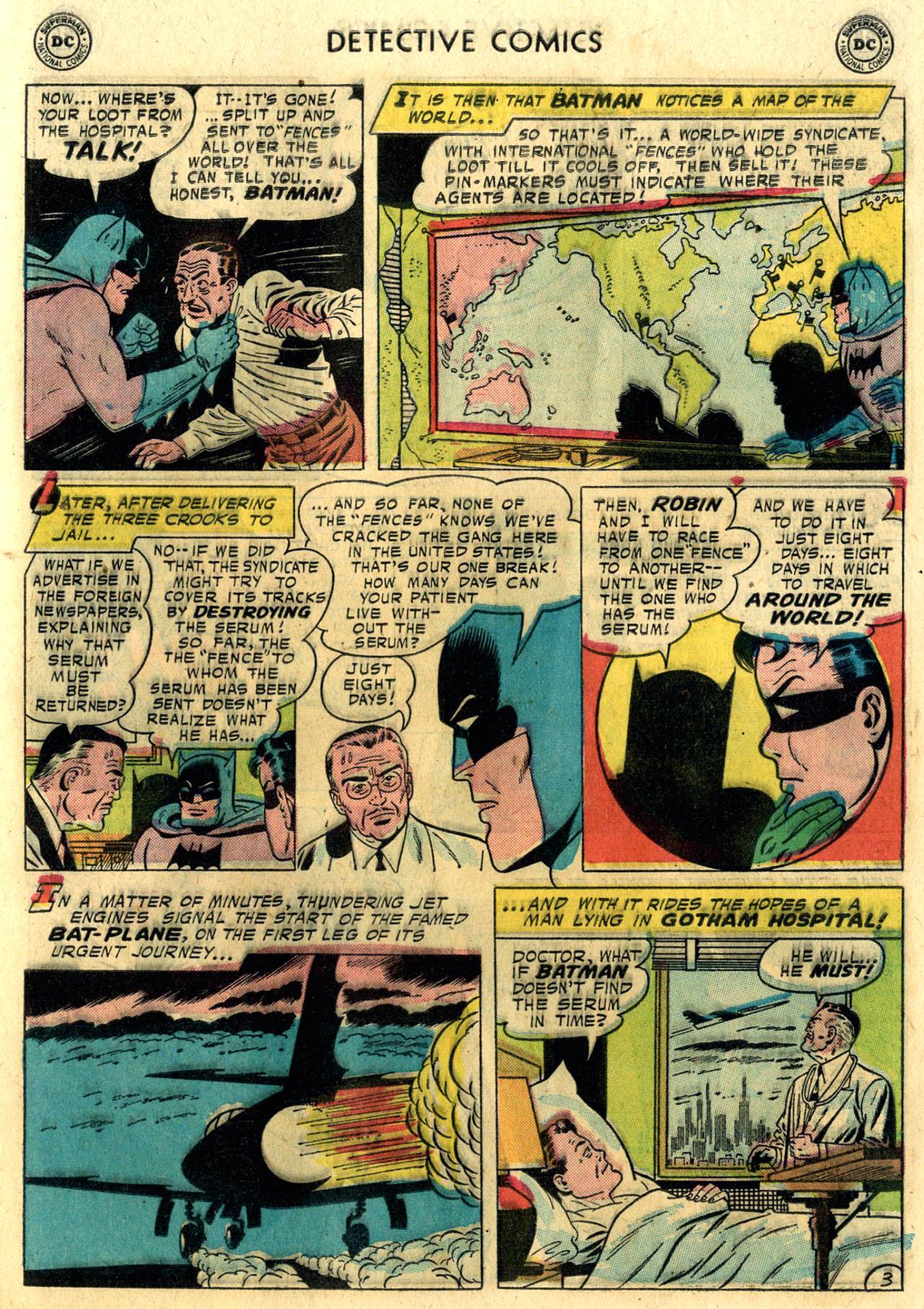 Read online Detective Comics (1937) comic -  Issue #248 - 5