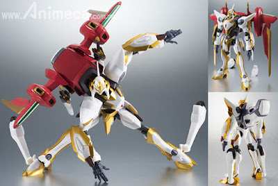 Figura Lancelot Air Cavalry ROBOT SPIRITS SIDE KMF Code Geass Lelouch of the Rebellion