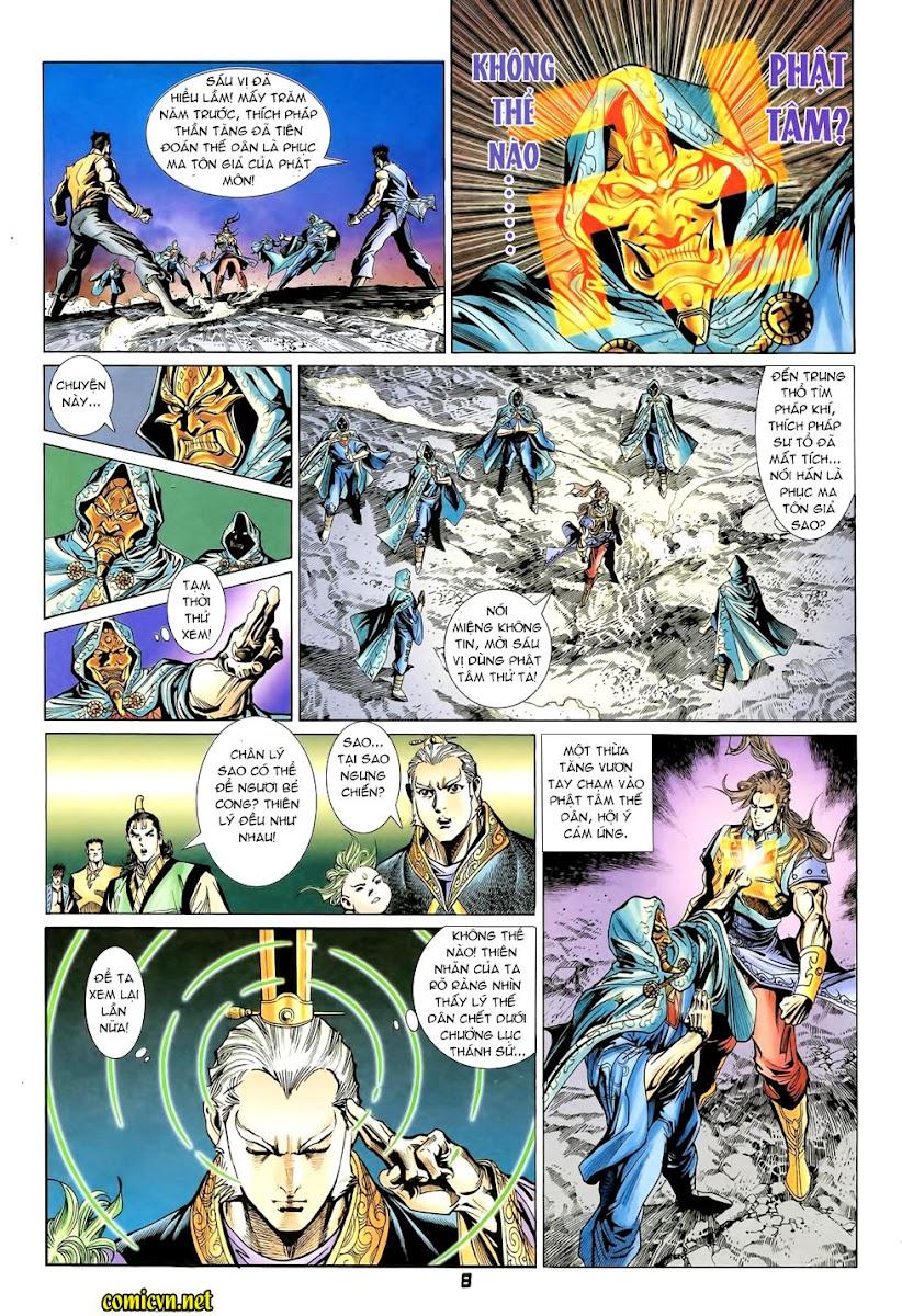 Đại Đường Uy Long chapter 93 trang 8