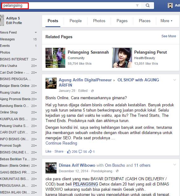 Cara Dahsyat Berjualan di Facebook Untuk Pemula