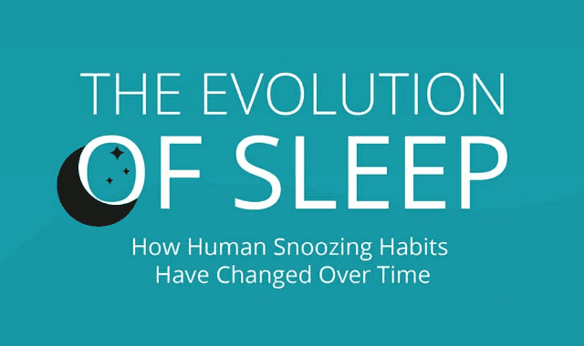 The Evolution Of Sleep: How Human Snoozing Habits Have Changed Over Time