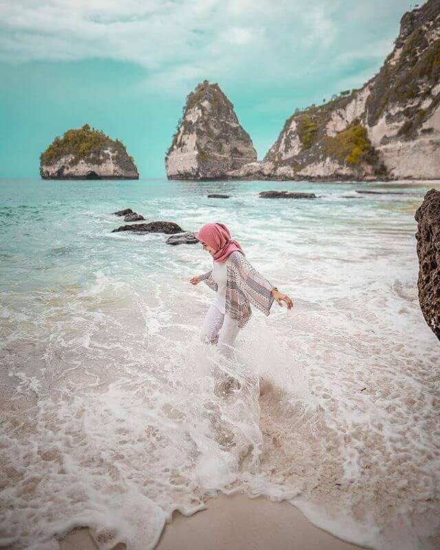 ciri-ciri anak pantai sejati - Foto betazudia