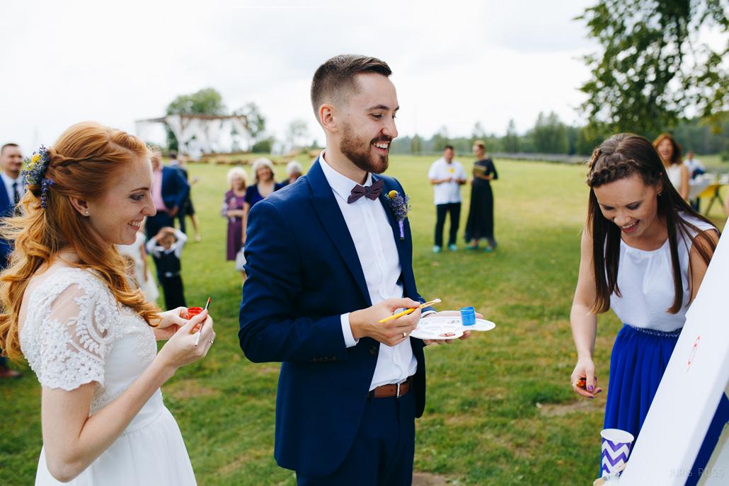 kāzu izklaides un aktivitātes