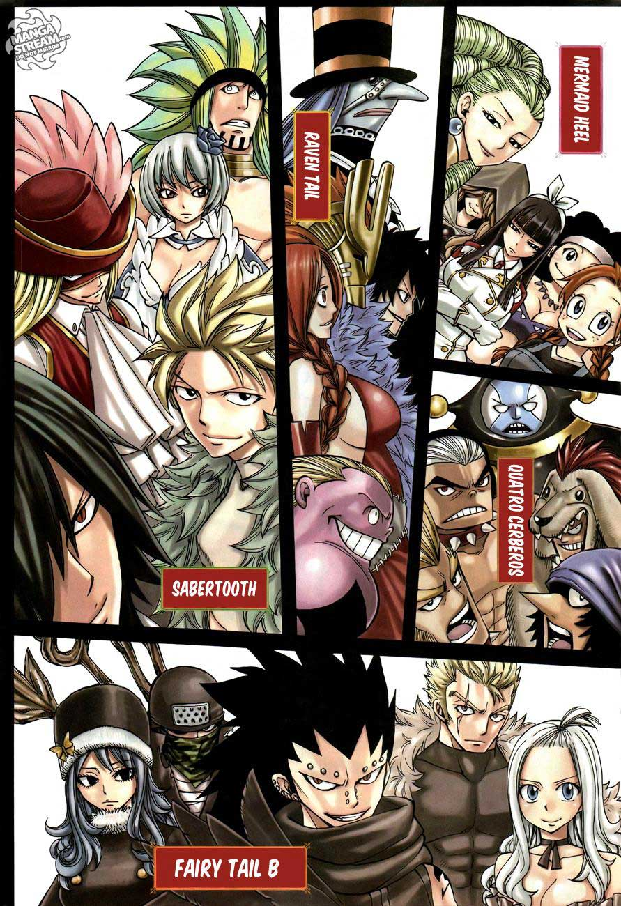 Fairy Tail chap 269 trang 3
