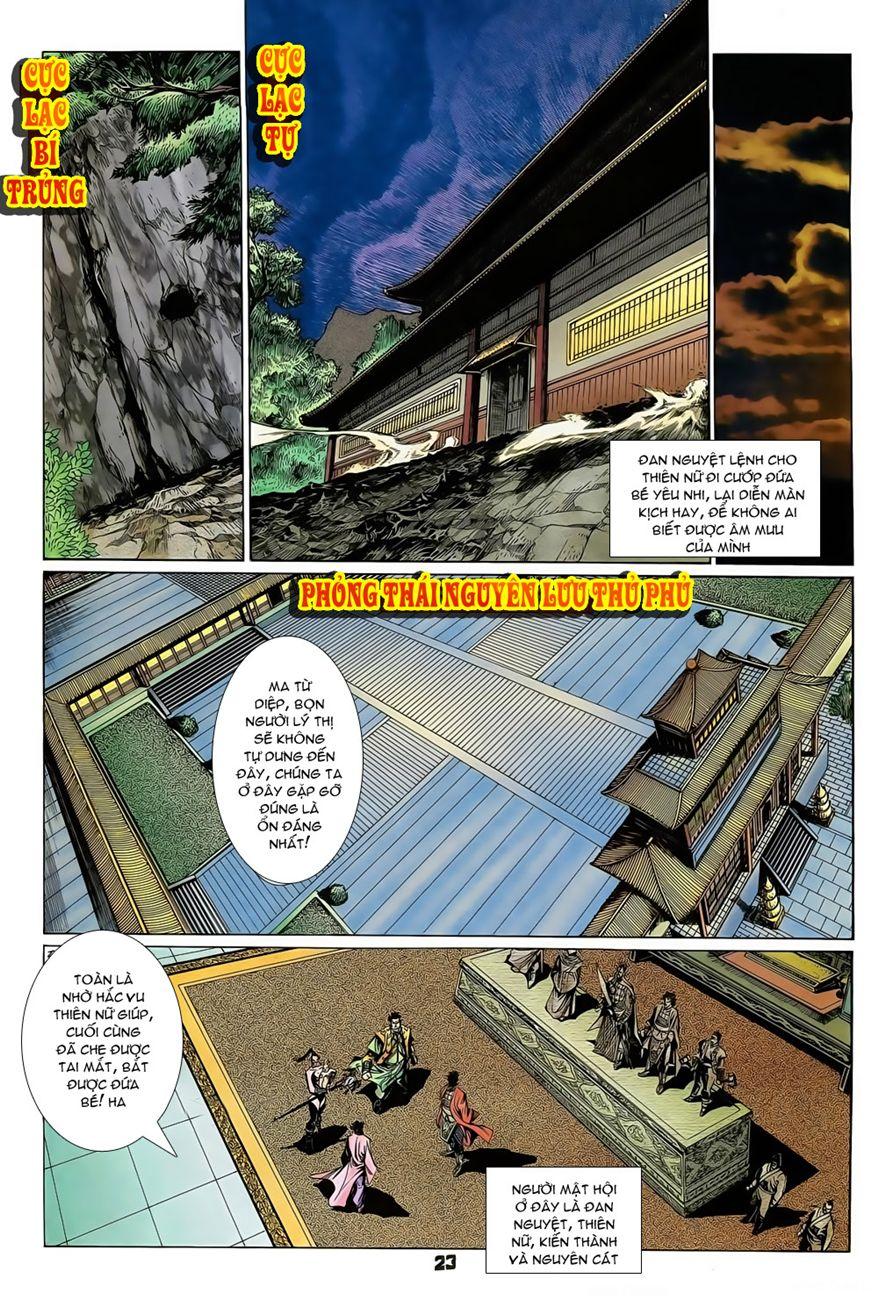 Đại Đường Uy Long chapter 72 trang 31