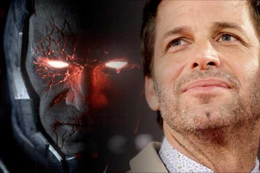 Zack Snyder comparte una imagen de Darkseid de Justice League