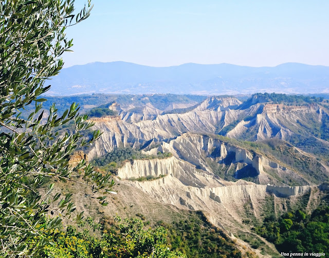 Valle dei Calanchi, Tuscia