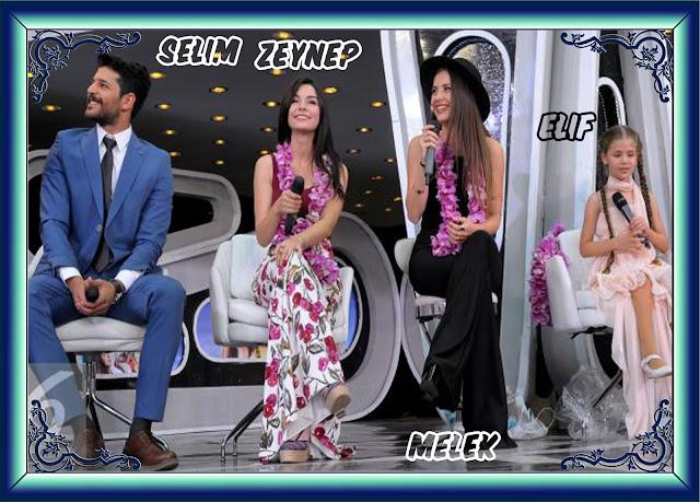 Bintang Pemain Serial Elif Turki