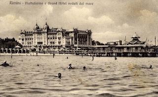 Grand Hotel turistico di Rimini