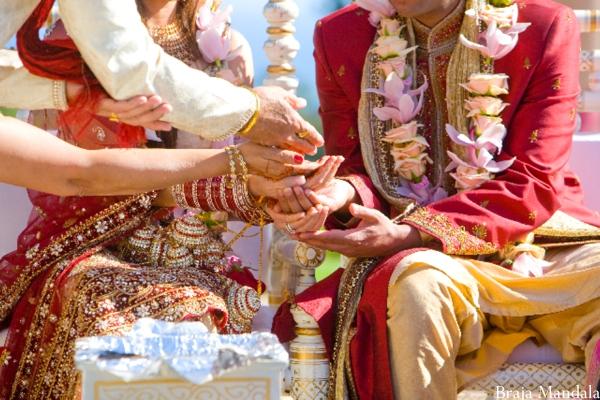 Newport Beach California Indian Wedding By Braja Mandala: Arya Samaj Marriage South Delhi