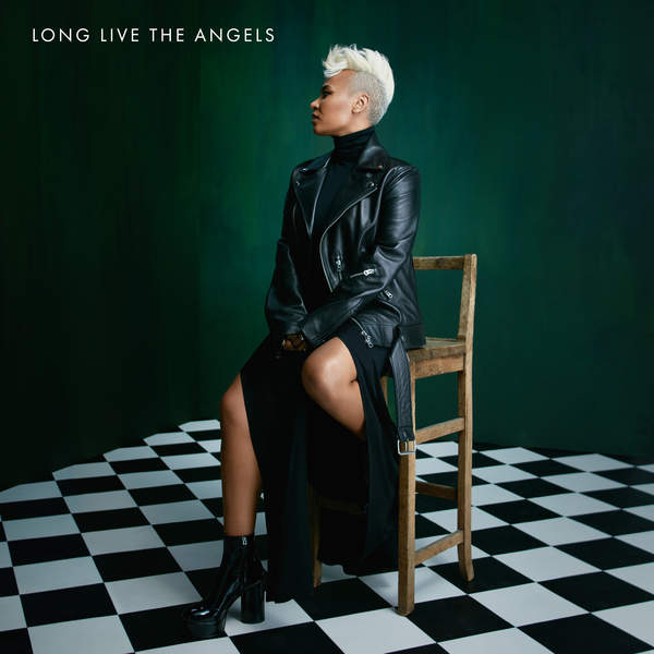 Emeli Sandé - Long Live the Angels (Deluxe) Cover