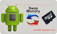 Cara Membuat Virtual Memory (SWAP) di Android