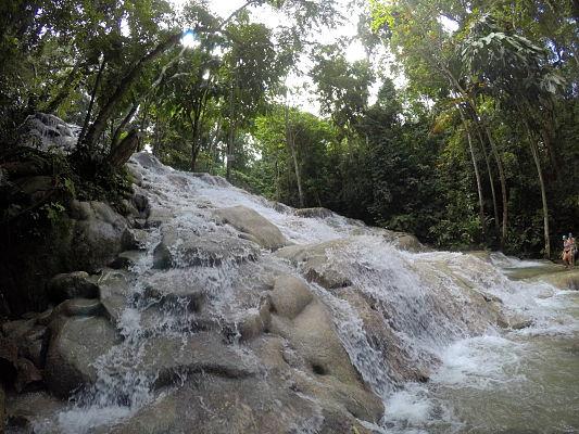 passeio dunn rivers falls jamaica