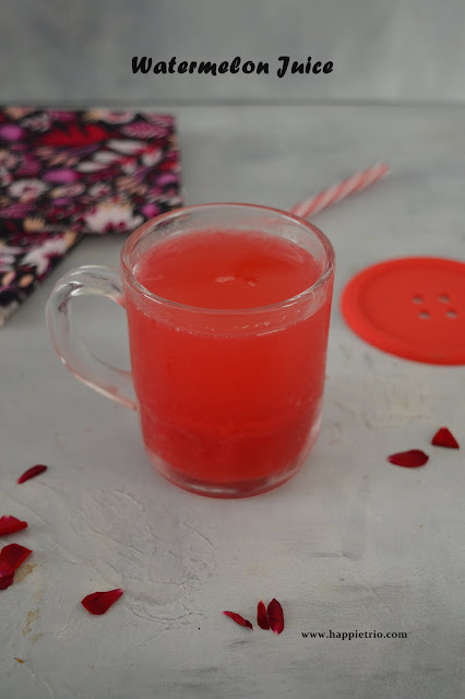 Water Melon Juice Recipe | Summer Drinks