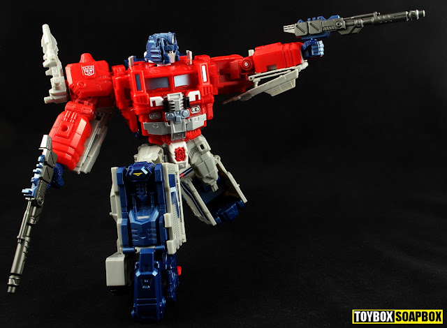 takara legends ginrai guns