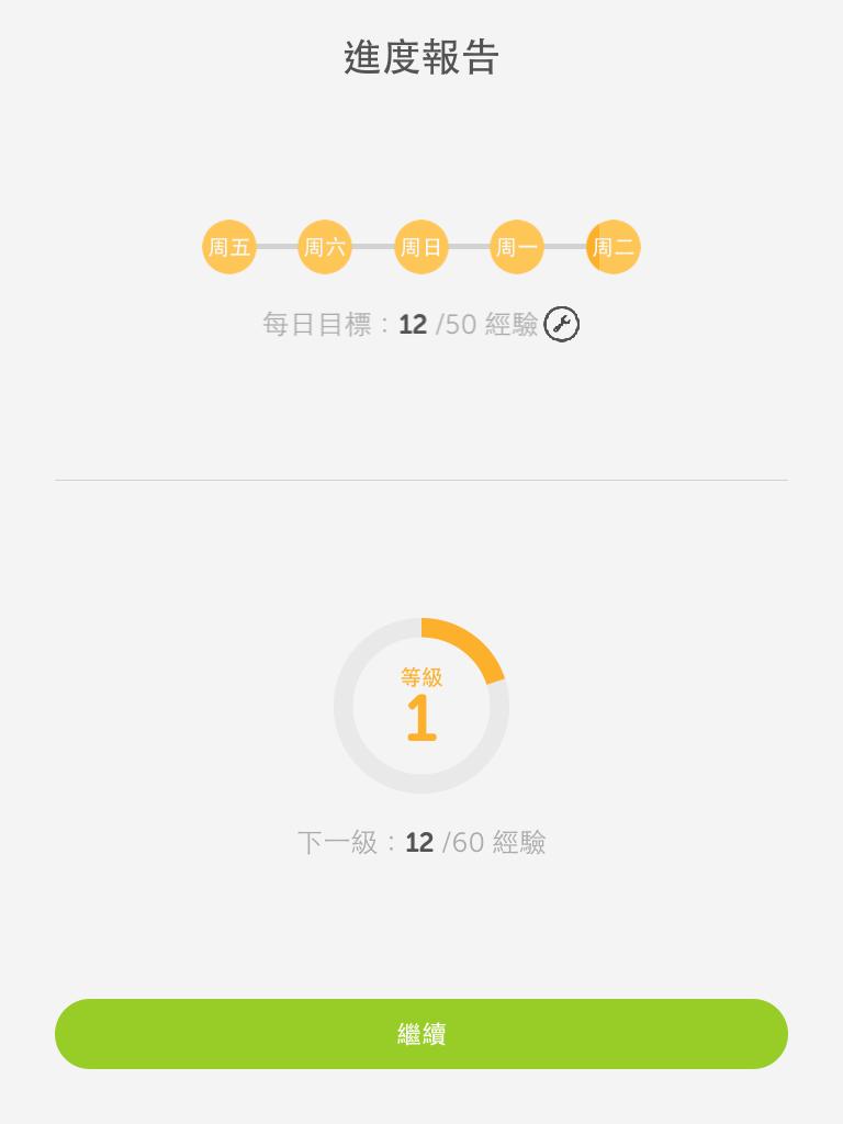 Duolingo 遊戲化免費學英文,會上癮英語學習的 App 網站 duolingo-13