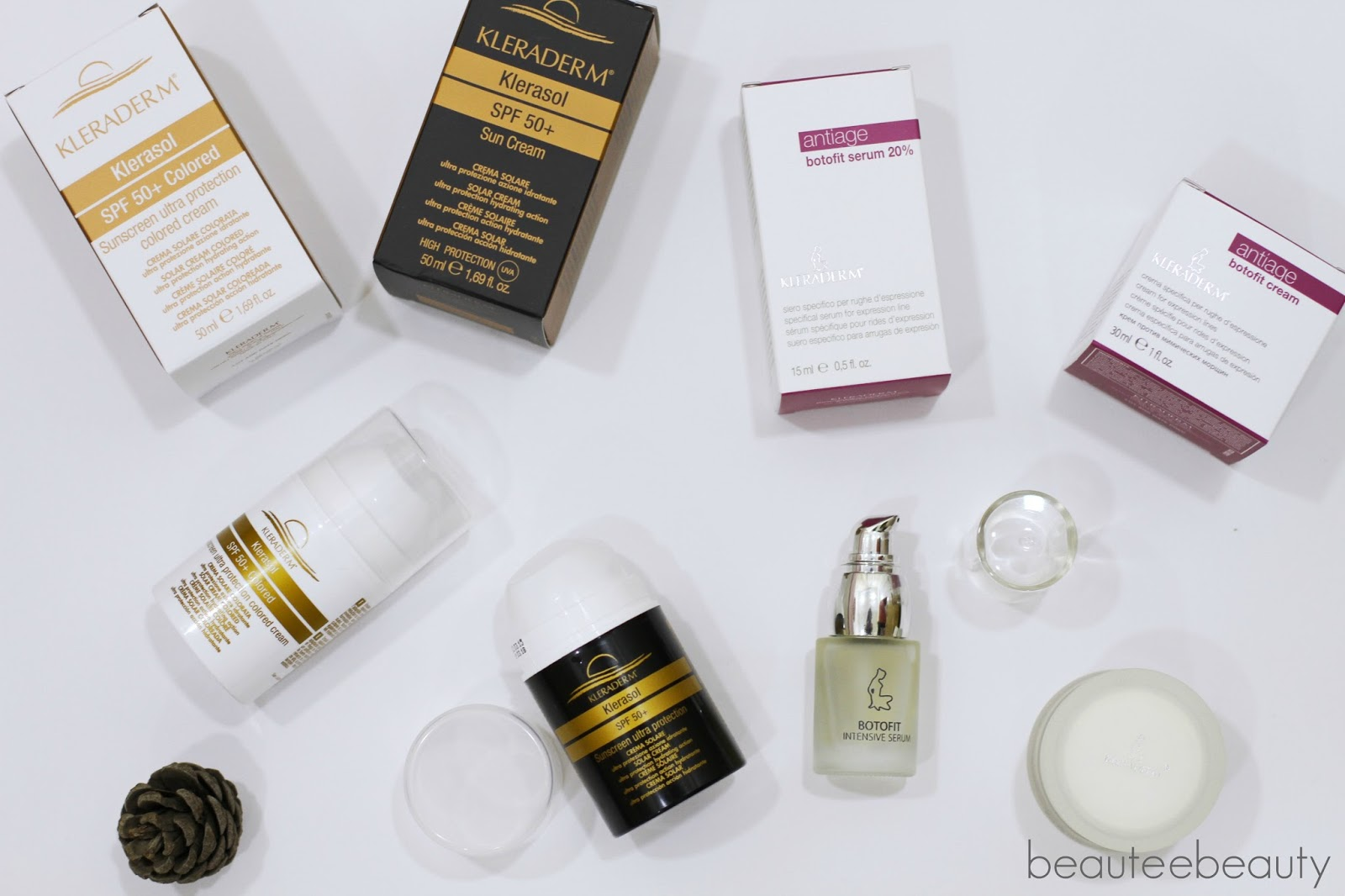 Beautee Beauty Malaysian Beauty Blog Review Kleraderm Antiage