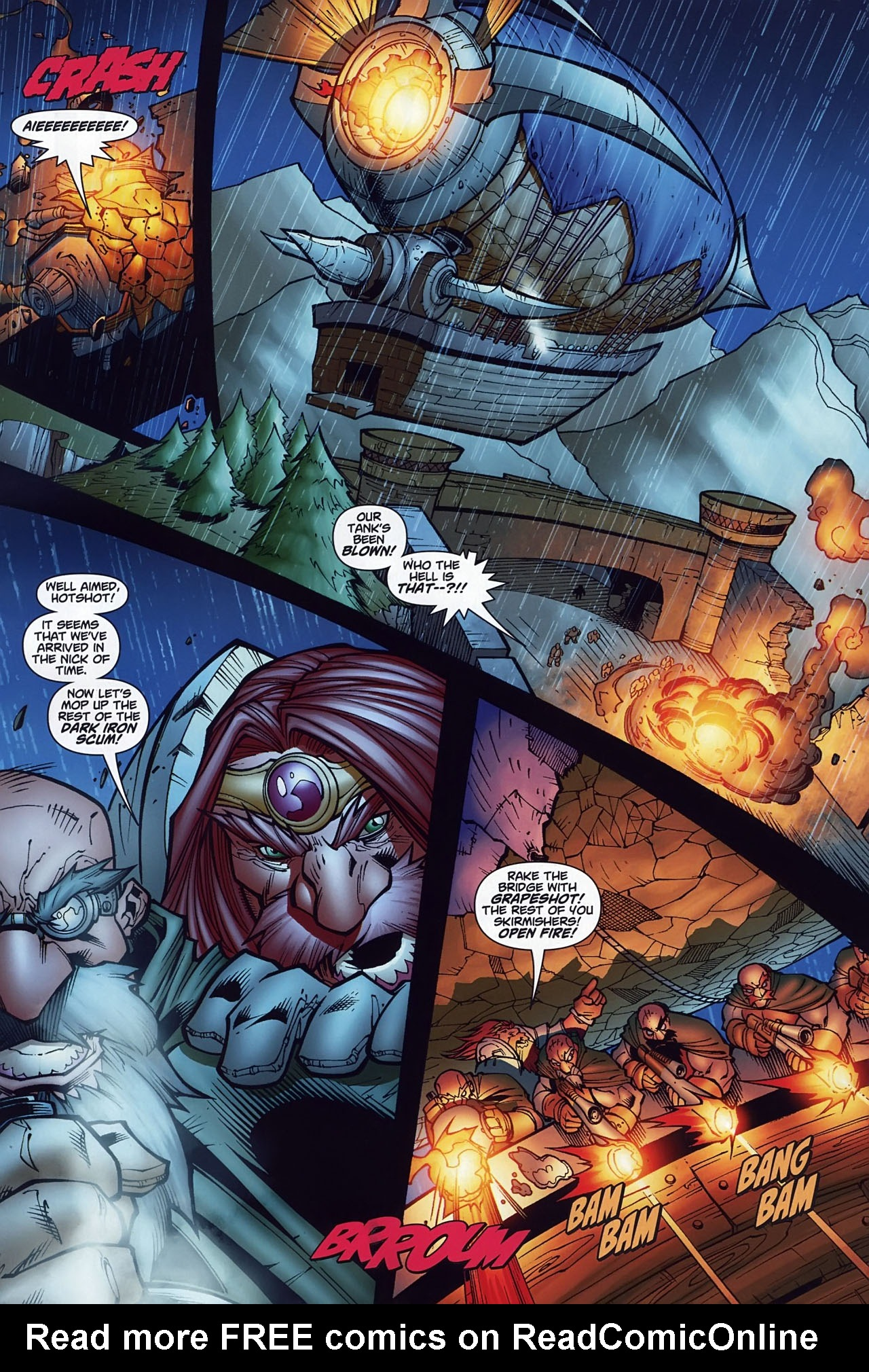 Read online World of Warcraft comic -  Issue #10 - 22