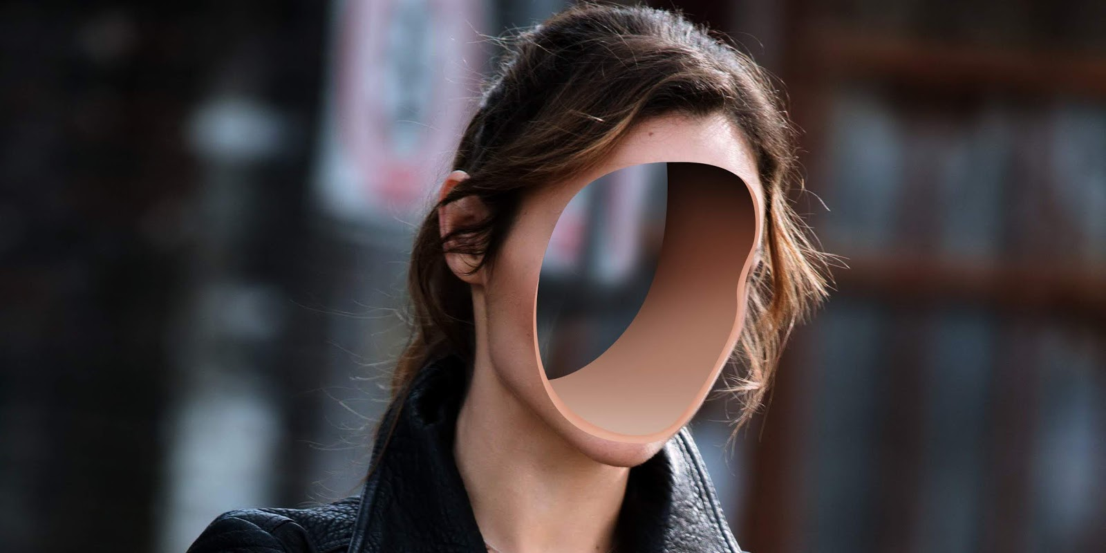 Free Download Hole Face Manipulation Effect Project - PSD File