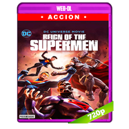 El Reino de los Supermanes (2019) WEB-DL 720p Audio Dual Latino-Ingles