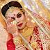 The Blushing Bride: Adhya Purkayastha
