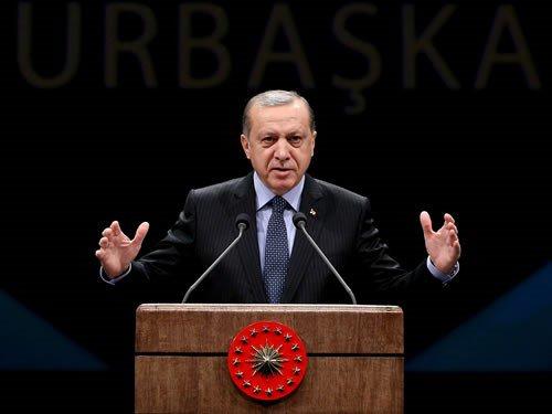 """Η αποκάλυψη του """"μυστικού στρατού"""" του Ερντογάν"""
